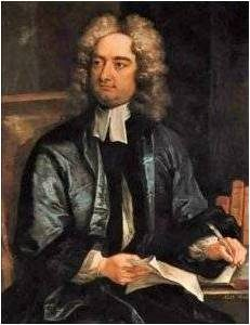 Omaggio a Jonathan Swift.