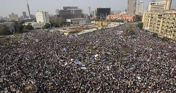 Catastrofe egiziana e cazzeggiare europeo.