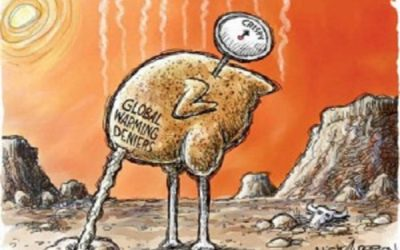Piccola guida per negazionisti climatici