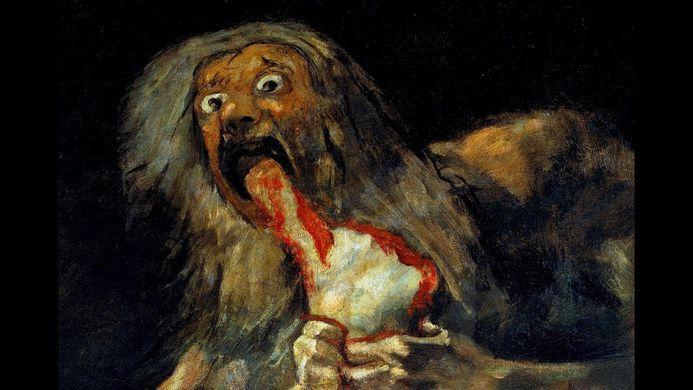 Capitalismo e cannibalismo – Agonia del capitalismo 8
