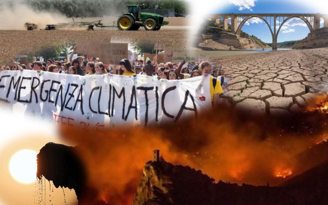 """Emergenza climatica: attenti alle """"sòle""""!"""