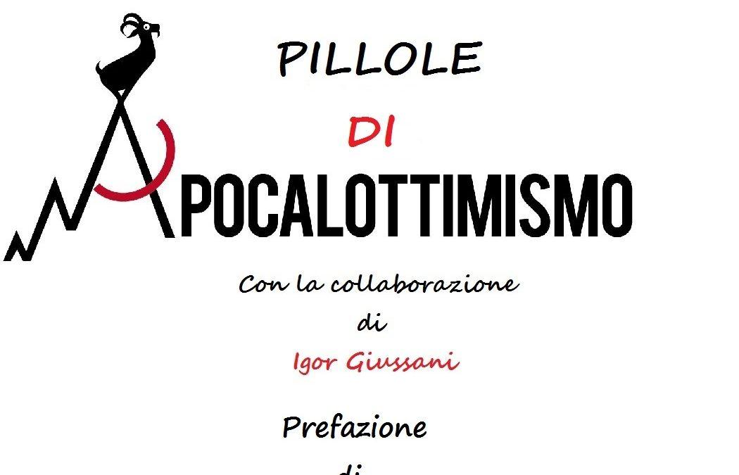 Pillole di Apocalottimismo – Free ebook di Jacopo Simonetta