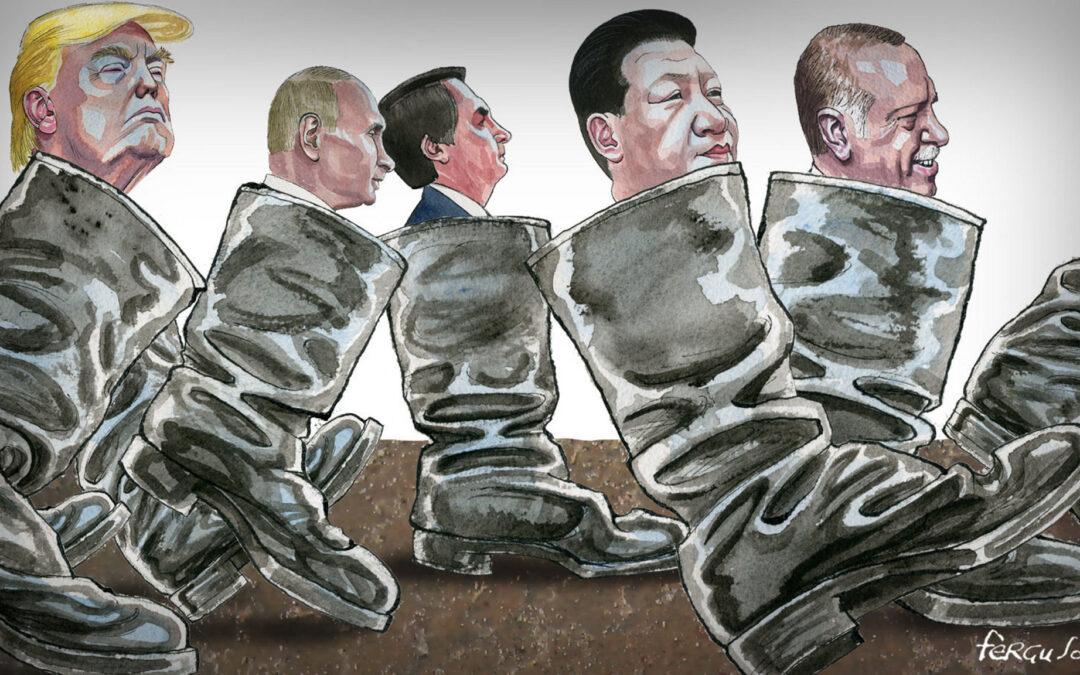 Europa, decrescita e lo spettro autoritario